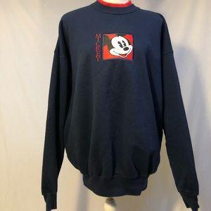 Disney Mickey Mouse pullover sweatshirt 1X